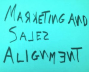 marketing and sales alingment