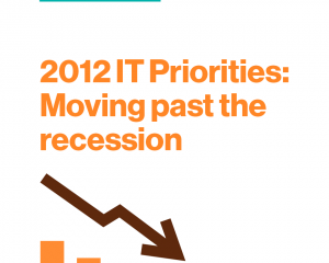2012 Purchase Intentions Study--IT Priorities: Moving Past the Recession