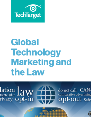 Global Technology Marketing and the Law