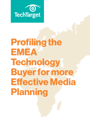 2012 Profiling the EMEA IT Buyer for Effective Media Planning