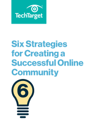 Six Strategies for Building a Successful Online Community