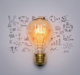 integrated demand generation light bulb